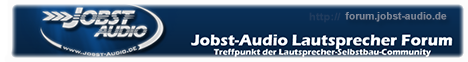 Jobst-Audio Lautsprecherforum